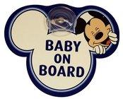 Přísavka Dítě v autě Mickey