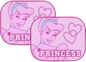 Sluneční clona Disney princezna 2ks