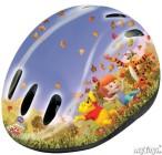 Cyklistická helma Medvídek Pů