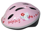 Cyklistick� helma Hello Kitty