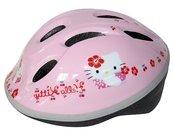 Cyklistická helma Hello Kitty