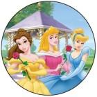 Sluneční clona adhezní Disney Princezna