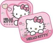 Sluneční clona Hello Kitty 2ks