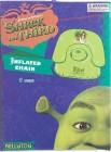 Křeslo nafukovací Shrek