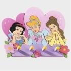 Pěnový věšák Disney Princezna